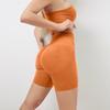 Shorts laranja