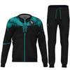 Napoli Jacket X Burlon Collection
