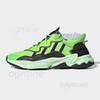 12 néon vert