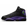 Corte de 13s púrpura