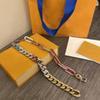 Collier + bracelet + 1 boîte