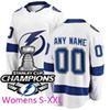 Womens 2021 Champions White S-XXL