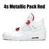 4s Metallic Pack - Red