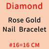 Nagel - # 16 Rose Gold Diamond