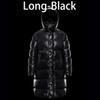 Lang schwarz