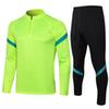 B452 # 21 22 Half Zipper Green Kit