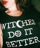 Bruxas negras melhor