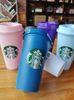 Coupe à café multicolore