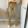 Khakifarbene Hosen