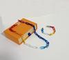 Necklace + Bracelet+1box