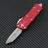 Red Smooth handle T/E