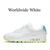 40-45 White White