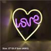 القلب E - WW + الوردي