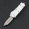 Silver white Smooth handle T/E