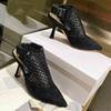 Black Heel 8cm