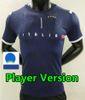 Goleiro azul do jogador + patch