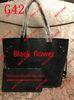 G42 --- 검은 꽃 2 피스 세트