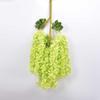 빽빽한 스타일의 녹색