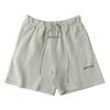 Shorts verdes de moda