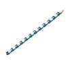Cadena de 24 enlaces (blanco y azul)