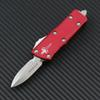 Red Smooth handle D/E