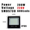 200W 220V Soğuk Beyaz 6000K