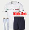 Niños 2021 de distancia con calcetines