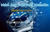 Watch deep waterproof production cost