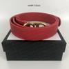 Fivela de bronze + vermelho