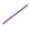 Cadena de 24 enlaces (azul rosa)