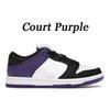 Tribunal roxo