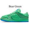 Bear Green.