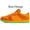 Bear Orange.
