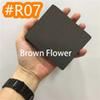 # R07 fiore marrone
