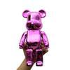 Bearbrick rosa
