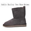 Caviglia Bailey Due Bow-Brown