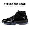 11s Cap and Gown