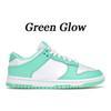 Brilho verde