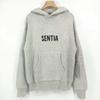 Suéter cinza profundo