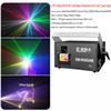 1.5W 30K láser RGB