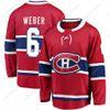 6 Shea Weber.