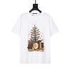 Рождественская елка # белый