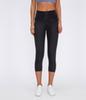 7-точечные штаны (черный)