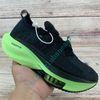 Black Electric Green