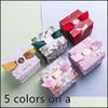 5 Colors Average 50Pcs 6.5X6.5X4.5Cm