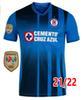 Cruz Azul Home + Patch