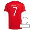 7 Ronaldo Home + UCL-Patch