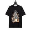 Рождественская елка # черный