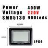 400W 220V Soğuk Beyaz 6000K