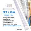 5Ft 45W V 형 투명 커버
